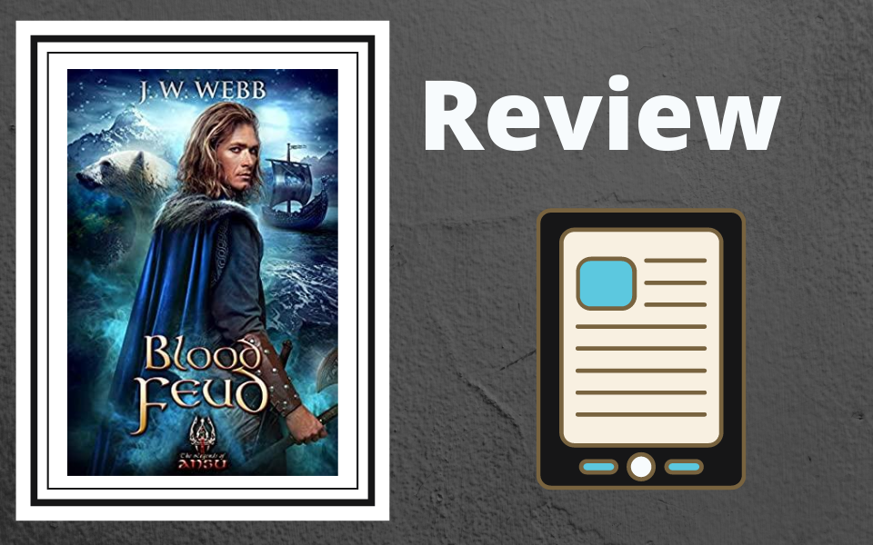 Review Blood Feud | Discover This Nordic Mythology!!