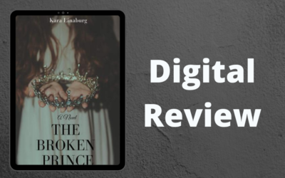Review | The Broken Prince – Uncover the truth about this kingdom!!