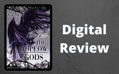Review The Hollow Gods