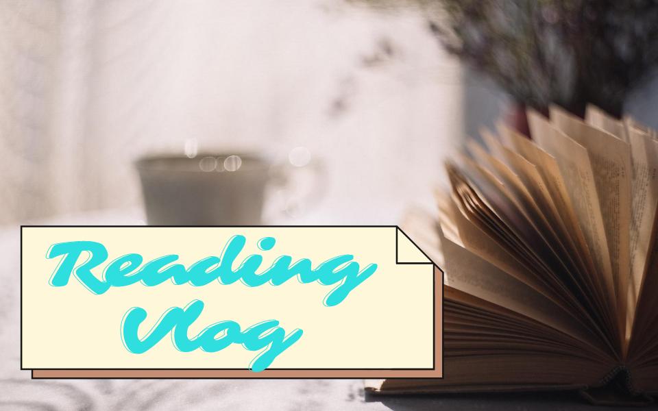 Reading Vlog ~ 9/9/2020