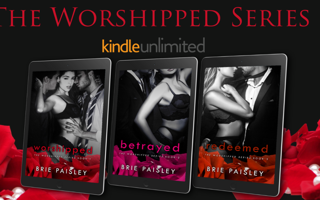 The Worshipped Series Blitz and Giveaway