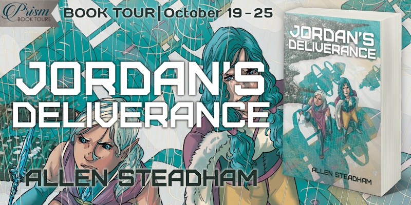 Tour & Giveaway of Jordan's Deliverance