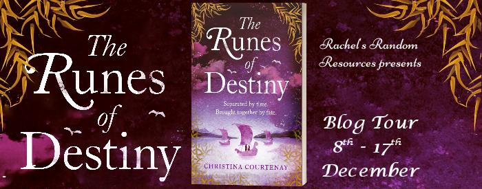 Book Tour The Runes of Destiny
