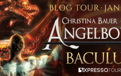 Baculum Tour & Giveaway – Angel Bound Series