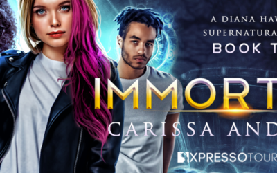 Cover Reveal Immortals