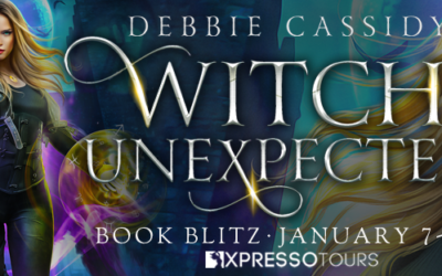Witch Unexpected Giveaway and Tour