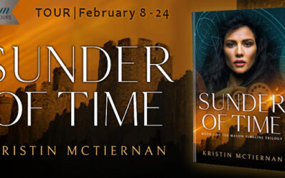 Tour & Giveaway Sunder of Time