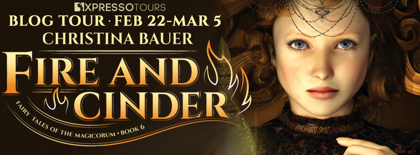 Tour Fire And Cinder + Giveaway