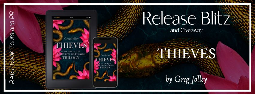 Blitz + Giveaway: Thieves