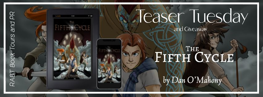 Blitz + Giveaway: The Fifth Cycle