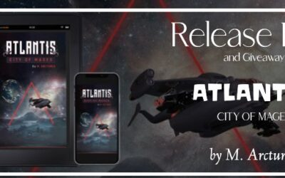 Blitz + Giveaway: Atlantis City of Mages