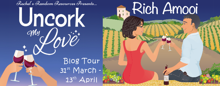 Uncork My Love Tour + Giveaway