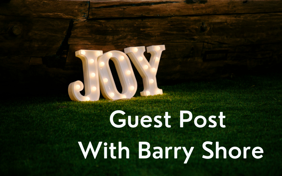 """An Excerpt From """"The JOY of LIVING: How to Slay Stress and Be Happy"""""""