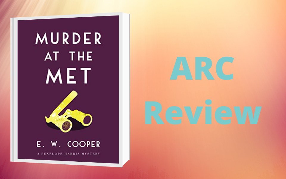 Review Murder At The Met