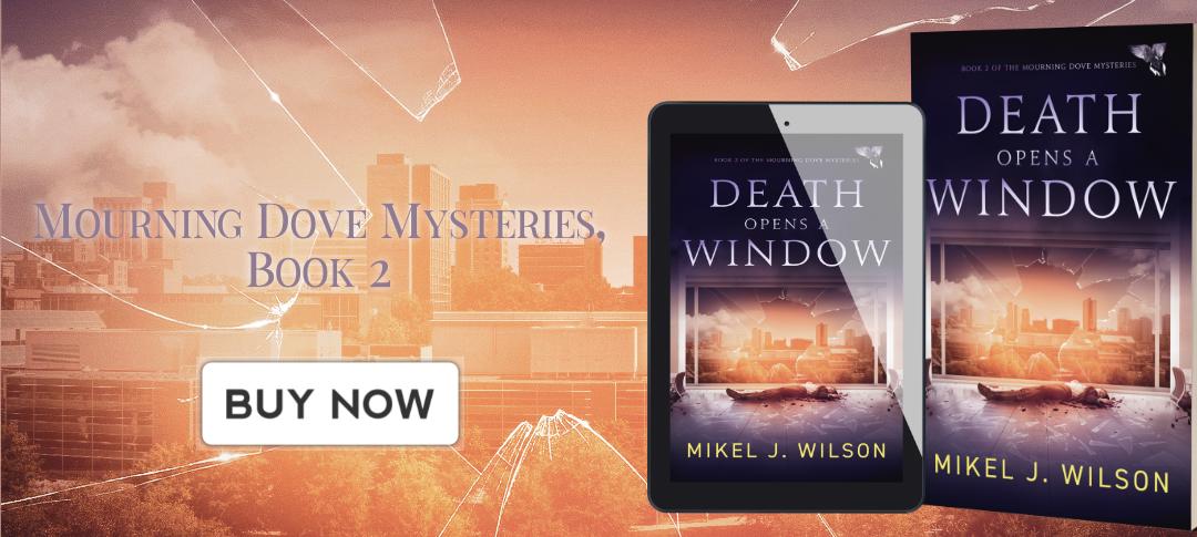 Death Opens a Window Spotlight