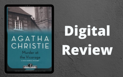 Review The Murder at the Vicarage