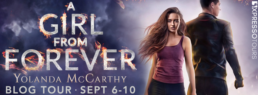 Tour & Giveaway + Guest Post | A Girl From Forever