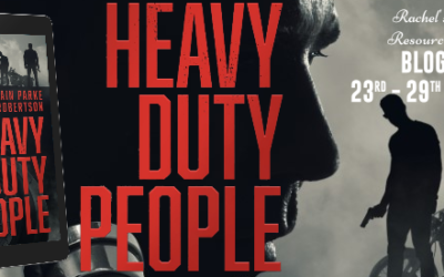 Tour & Giveaway   Heavy Duty People