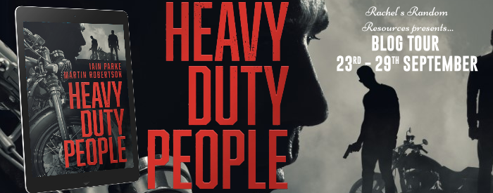 Tour & Giveaway | Heavy Duty People