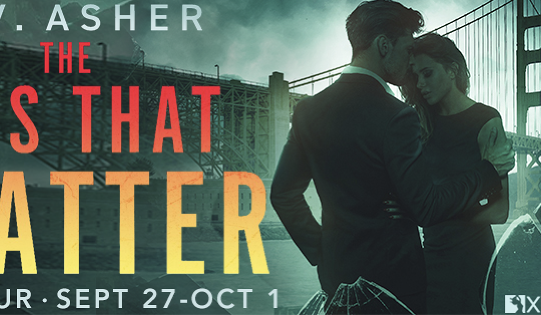 Tour & Giveaway | The Lies That Shatter
