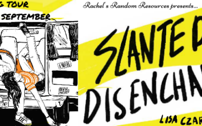 Tour   Slanted and Disenchanted